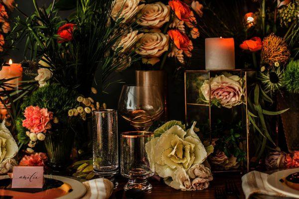 anthropology wedding table